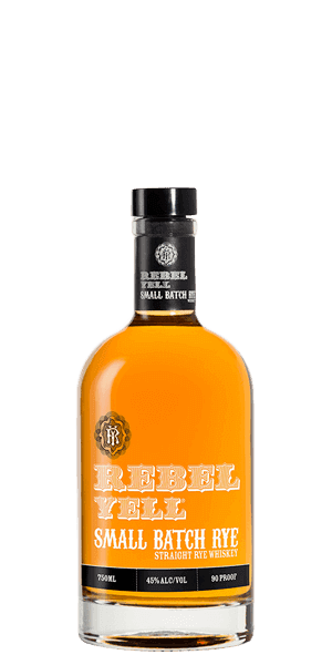 Rebel Small Batch Rye Whiskey