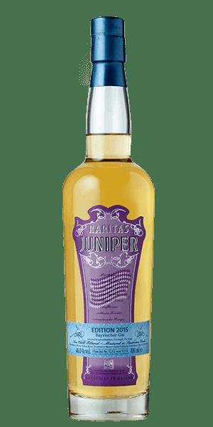 Raritas Juniper Gin 2015 Edition