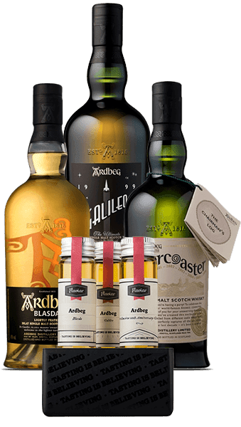 Vault Selection XXXIII Ardbeg's Trio