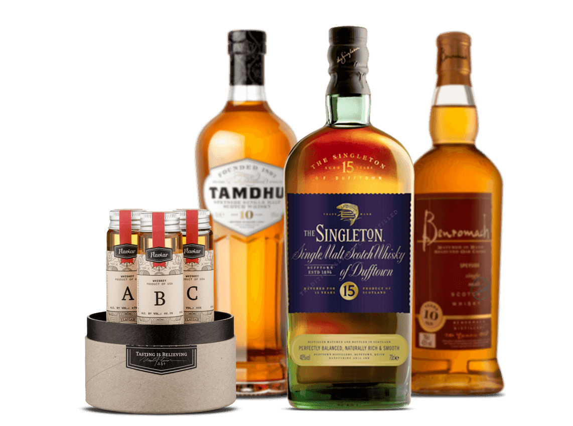 The Speyside Of The Noon