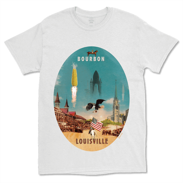 Carousel collection T-shirt - Louisville