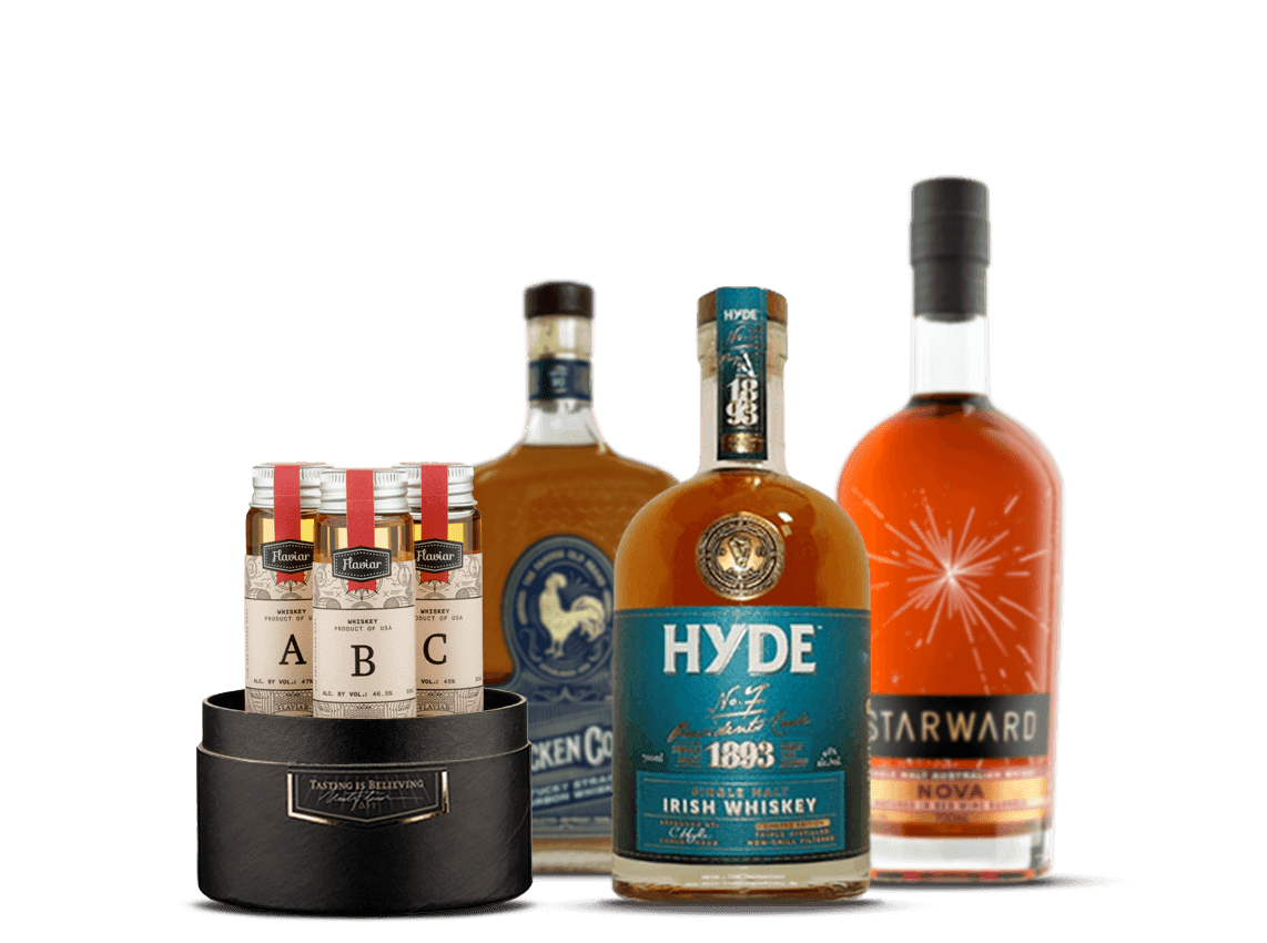 Globe-trotting Whisky