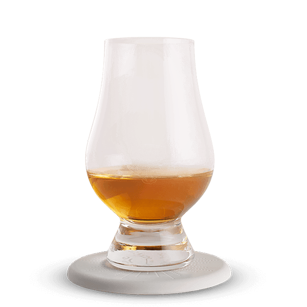 2 Flaviar Whisky Glasses & Coasters