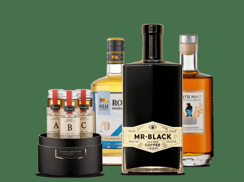 Sweet Emotions Of Liqueur