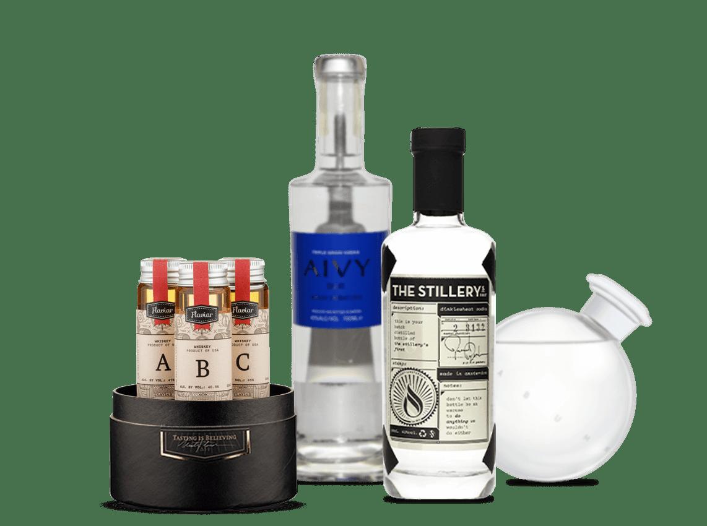 Vodka: The Master Class
