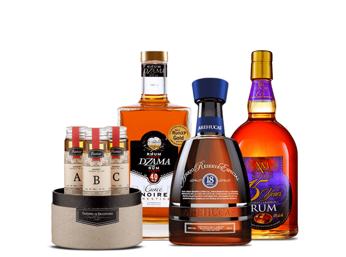 Rums Of The Latitude