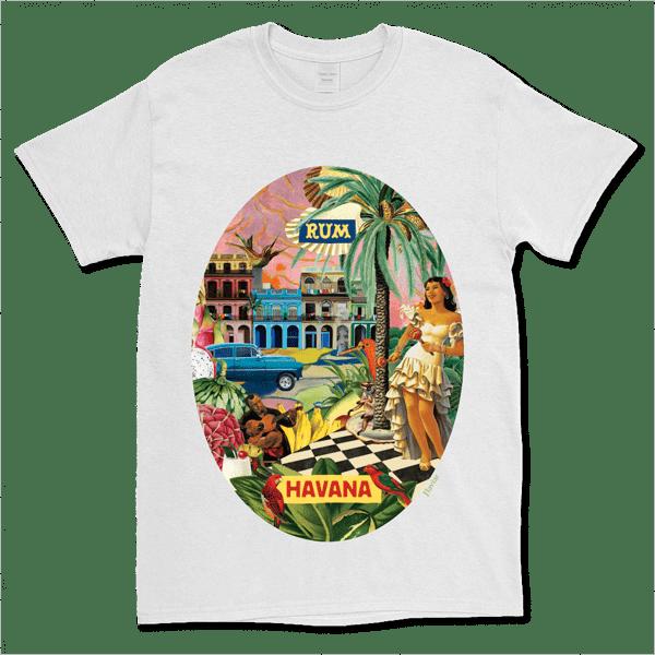 Carousel collection T-shirt - Havana