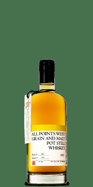 All Points West Grain and Malt Pot Still Whiskey