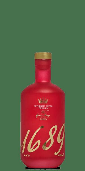 Gin 1689 Authentic Dutch Pink Gin