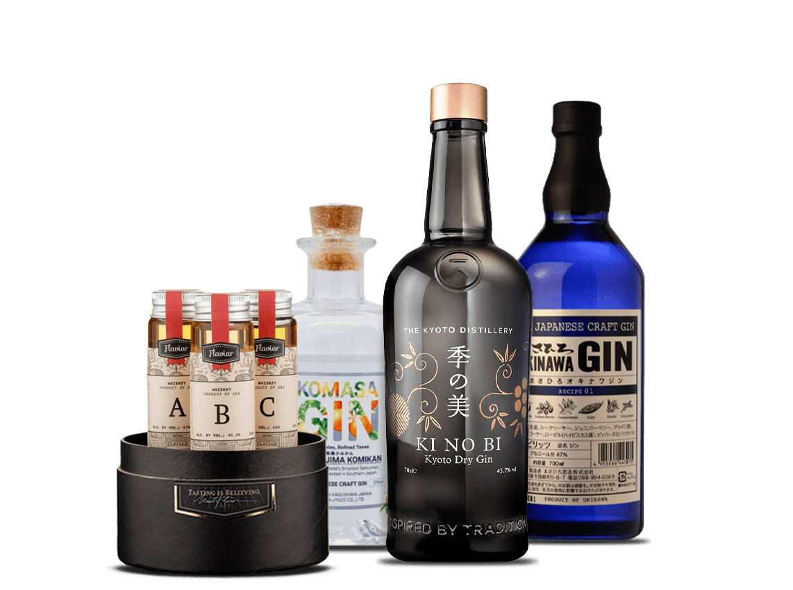 House Of The Rising Gins