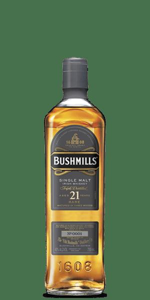 Bushmills 21 Year Old Single Malt