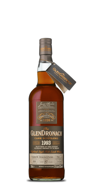 The GlenDronach 27 Year Old 1993