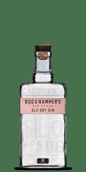 Rod & Hammer's Slo Stills Slo Dry Gin