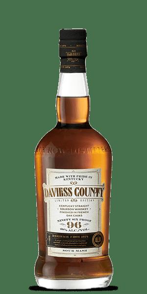 Daviess County French Oak Barrel Finished Bourbon