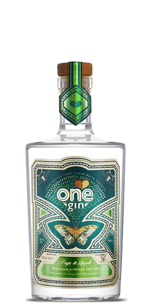 One Sage & Apple Gin