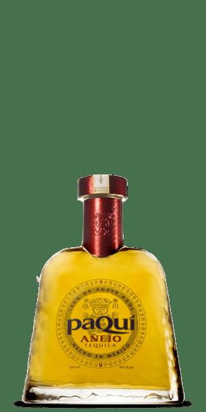 PaQui Tequila Añejo