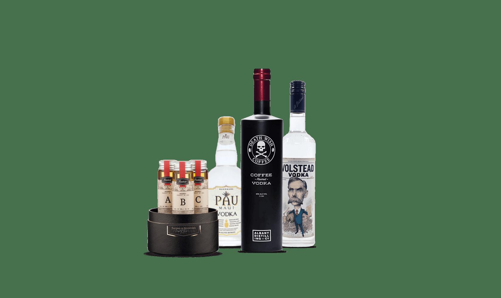 The Boozy World Of Vodka