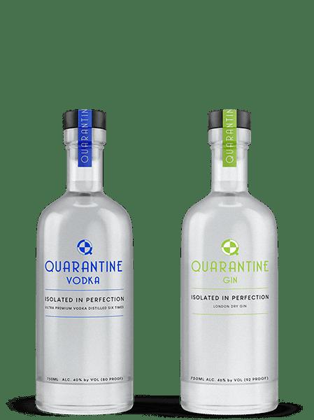 Quarantine Spirits Quarantini Bundle