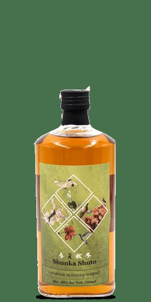 Shunka Shuto Summer Blended Japanese Whisky