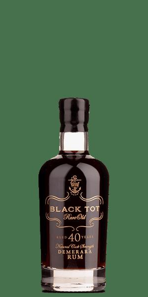 Black Tot 40 Year Old Demerara Rum